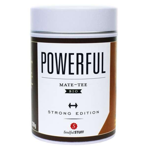 Soulful Stuff POWERFUL Mate Bio Tee Dose 120 g