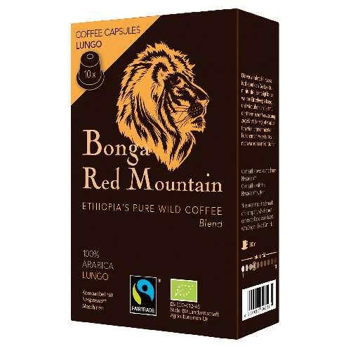 Bonga Red Mountain Lungo Kapseln 55 g