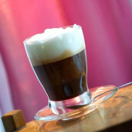 Französisch Melange Kaffee