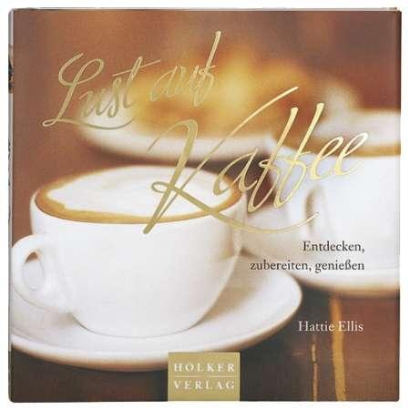 """Buch """"Lust auf Kaffee"""""""