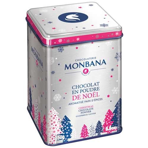Monbana Winterkakao Dose 250 g