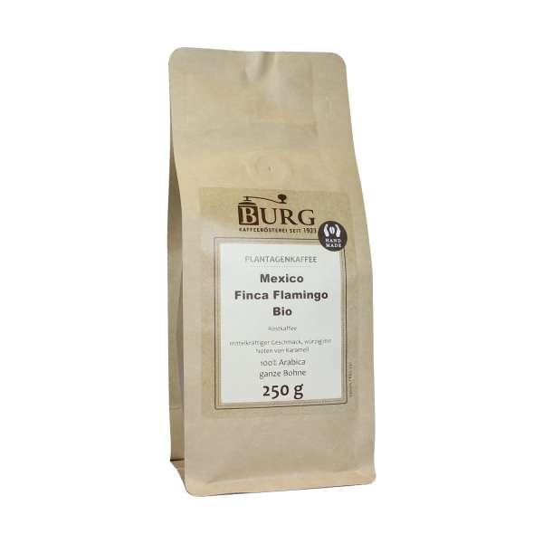 BURG Bio Mexiko Finca Flamingo Kaffee