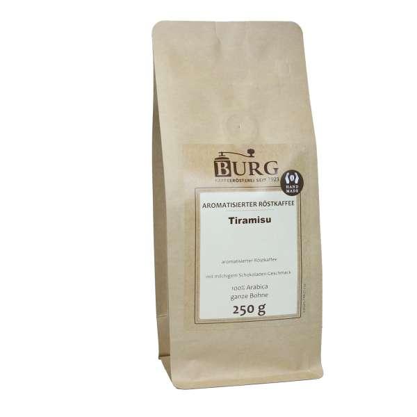 BURG Tiramisu Kaffee aromatisiert