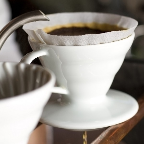 Kaffeezubereitung-Handfilter