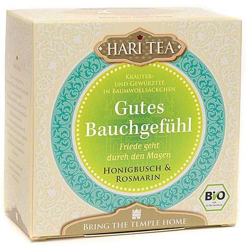 """HARI TEA Bio """"Gutes Bauchgefühl"""" 10 Teebeutel 20 g"""