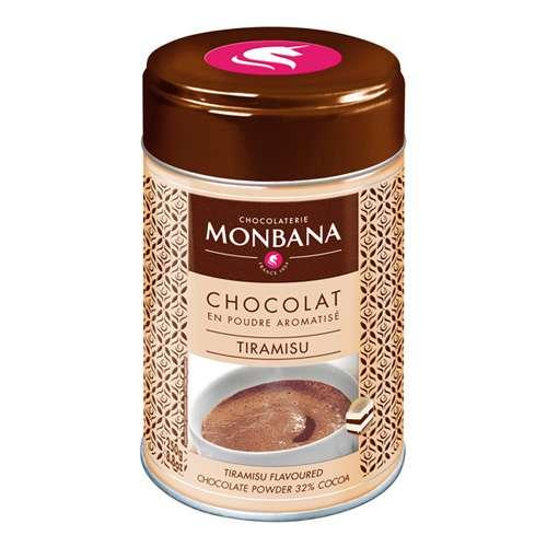 Monbana Trinkschokolade Tiramisu Dose 250 g