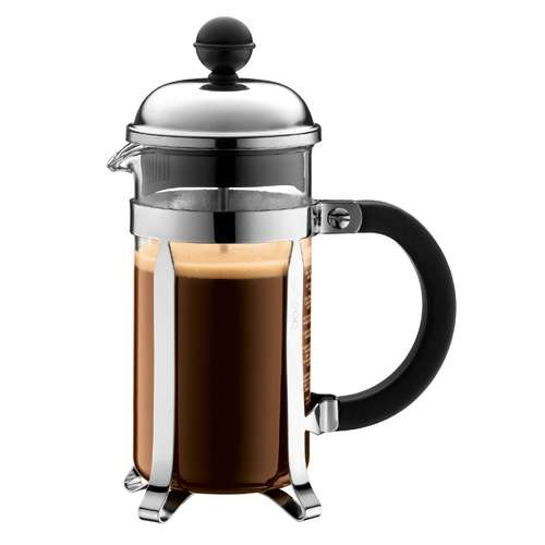 Bodum CHAMBORD Kaffeebereiter 3 Tassen 0,35 L