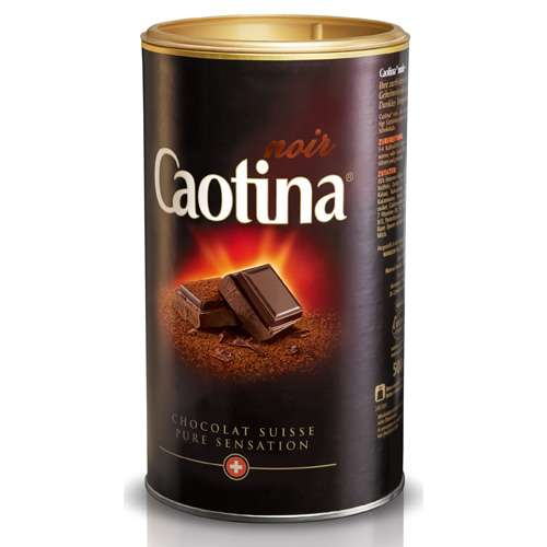 Caotina noir Dunkle Trinkschokolade 500 g