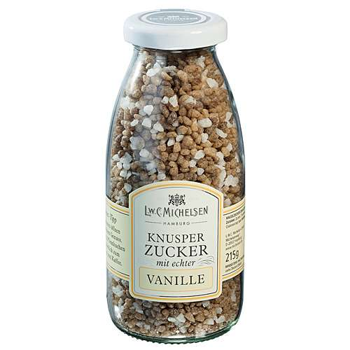 Michelsen Knusper-Zucker Gourmet Vanille 215 g