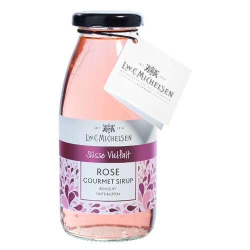 Michelsen Gourmet Sirup Rosen-Duftblüten 350 g