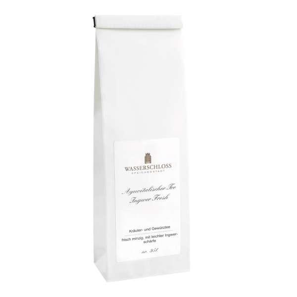 Ayuvitalischer Tee® Ingwer Fresh