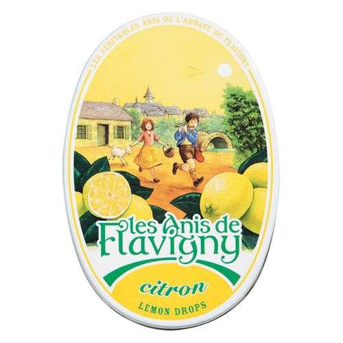 Les Anis de Flavigny Anisbonbons Zitrone 50 g