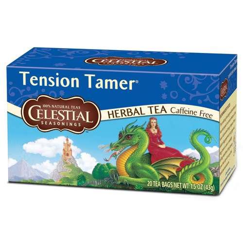 Celestial Seasonings Tension Tamer 20 Beutel