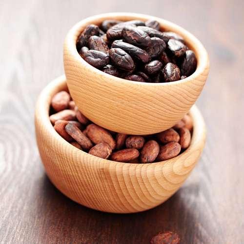 Kakaobohnen Single Origin Venezuela Porcelana geröstet