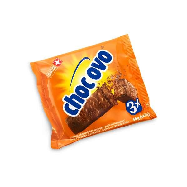Ovomaltine Choc Ovo Riegel 3er-Pack 60 g