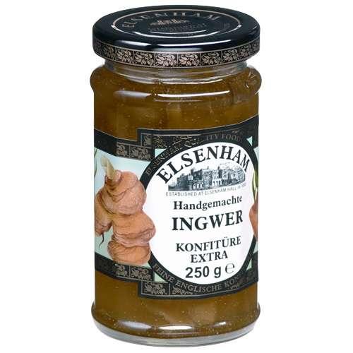 Elsenham Ingwer Konfitüre 250 g