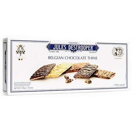Jules Destrooper Kandiskekse mit Schokolade 100 g