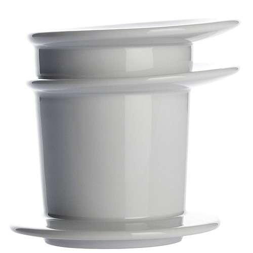 Walküre Bayreuther Tassenfilter 3-teilig weiß 0,2 Liter