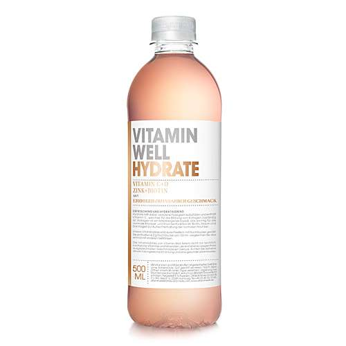 Vitamin Well Vitamindrink Hydrate 500 ml