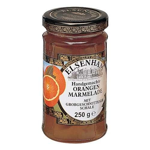 Elsenham Orangen-Marmelade grobgeschnitten 250 g