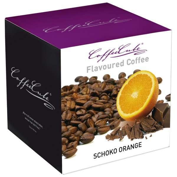 CoffeeCube Schoko Orange Kaffee gemahlen 200 g