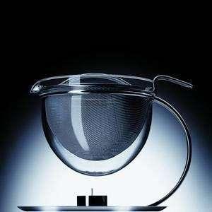 mono filio Teekanne mit integr. Stövchen 1,5 Liter
