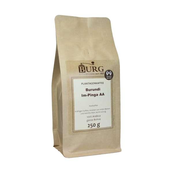 BURG Kaffee Burundi Im-Pinga AA