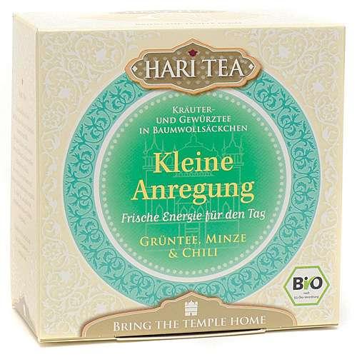 "HARI TEA Bio ""Kleine Anregung"" 10 Teebeutel 20 g"