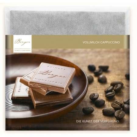Berger Schokolade Vollmilch Cappuccino 90 g