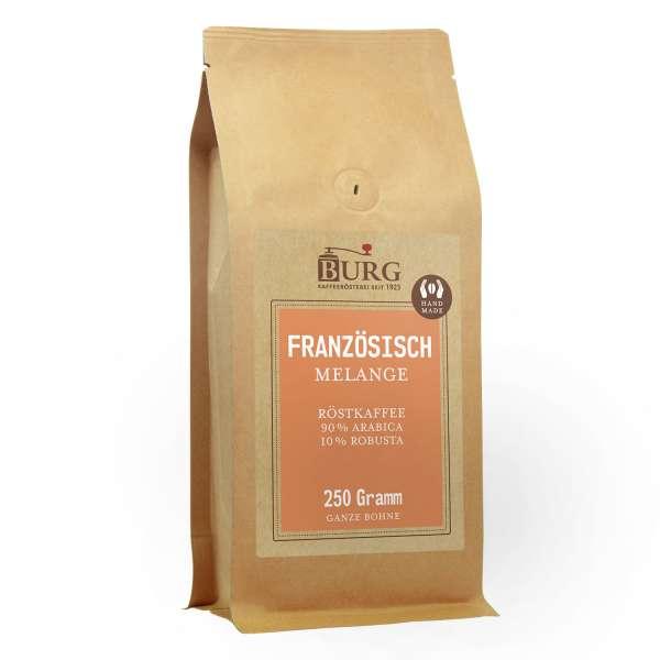 BURG Kaffee Französisch Melange