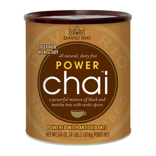 David Rio Power Chai Gr. Dose 1814 g