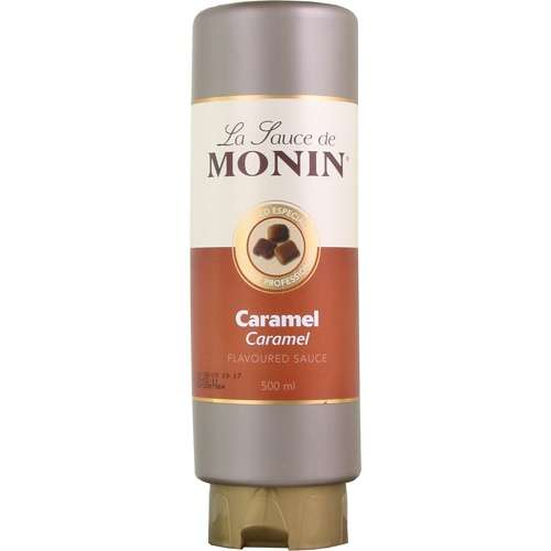 Monin Soße Karamell 500 ml