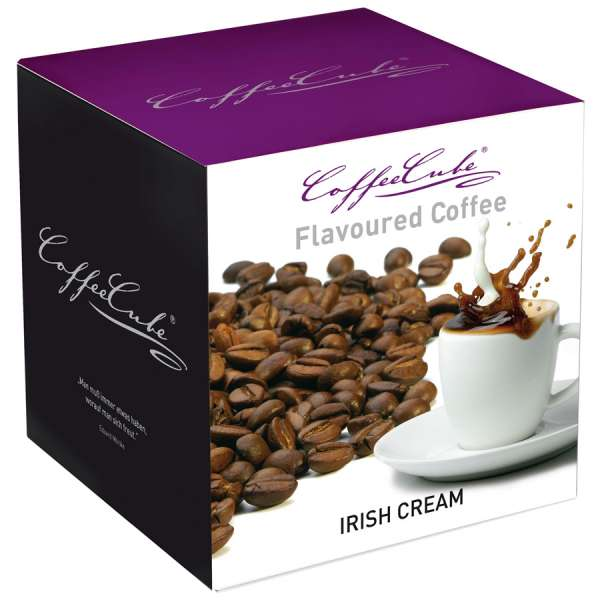 CoffeeCube Irish Cream Kaffee gemahlen 200 g