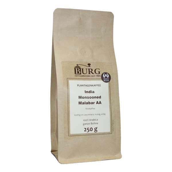 BURG India Monsooned Malabar AA Kaffee