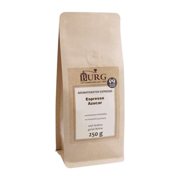 BURG Espresso Azucar aromatisiert