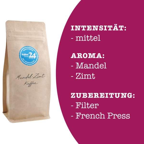 Mandel-Zimt Kaffee