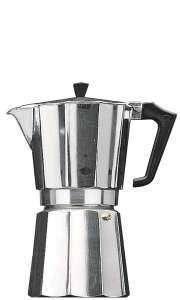 DÜRKOP Espressokocher Aluminium 3 Tassen