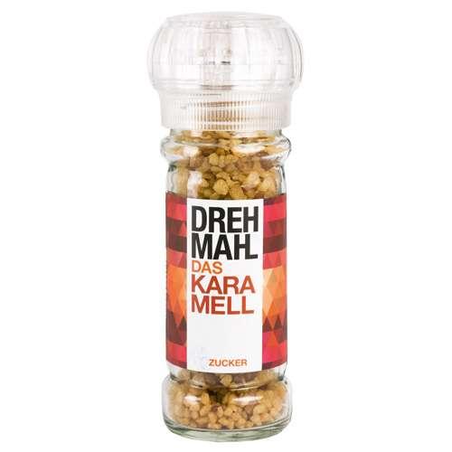 DREHMAHL Mühle Aromazucker Karamell 75 g