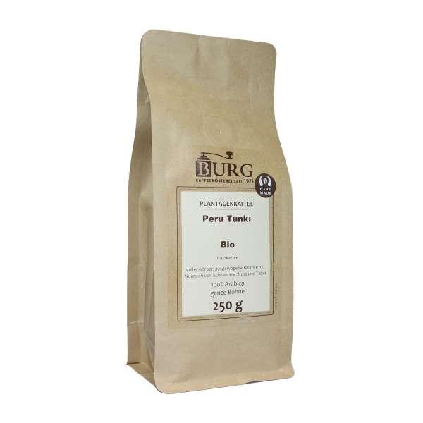 BURG Bio Peru Tunki Kaffee