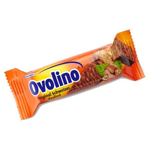 Ovomaltine Ovolino Pralinen-Riegel 40 g