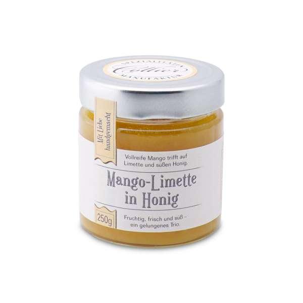 Mango-Limetten-Honig von Collier 250g
