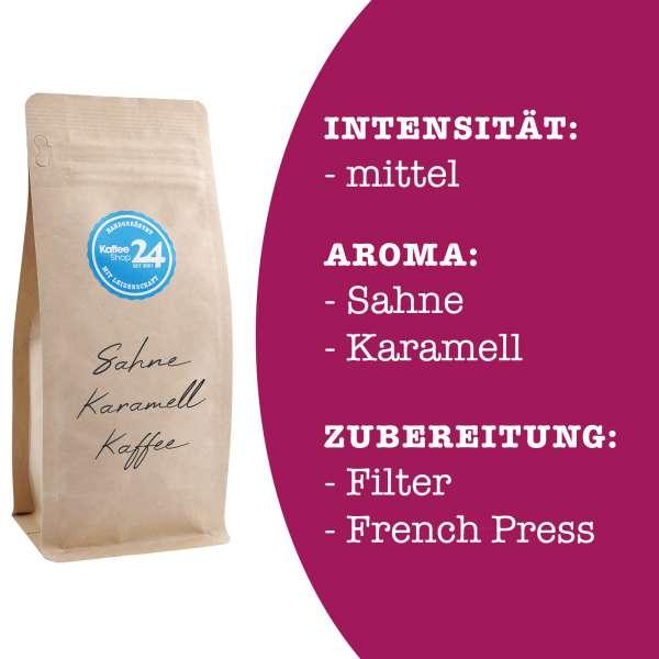 Sahne-Karamell Kaffee