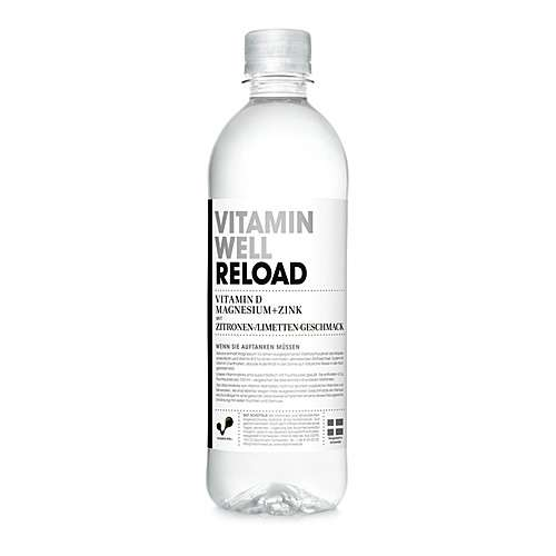Vitamin Well Vitamindrink Reload 500 ml