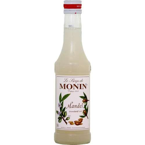 Monin Sirup Mandel 250 ml