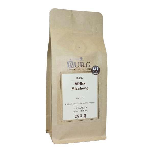 BURG Afrika Mischung Kaffee