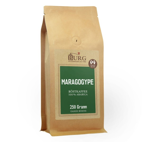 BURG Maragogype Kaffee