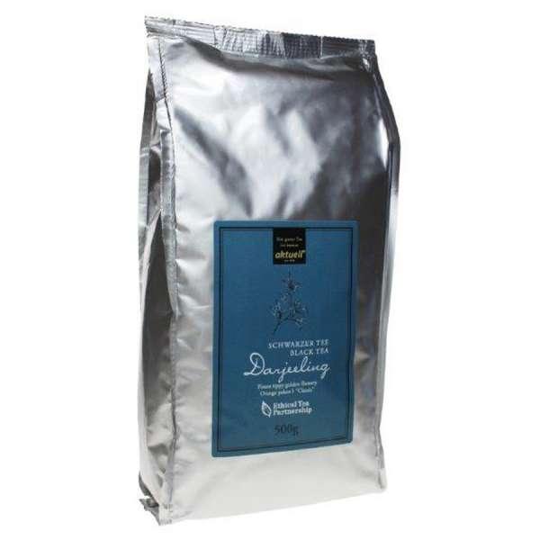 aktuell Darjeeling FTGFOP1 Classic Schwarzer Tee 500 g
