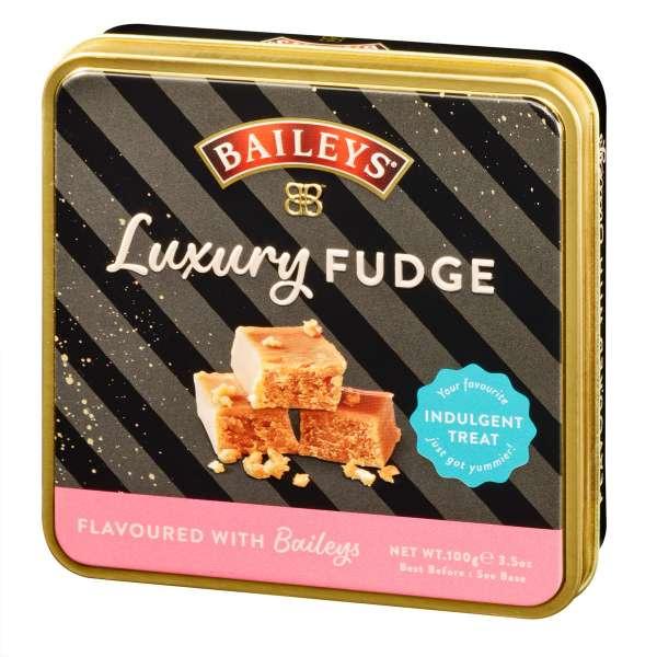 BAILEYS Luxury Fudge in Blechdose aus Irland 100 g
