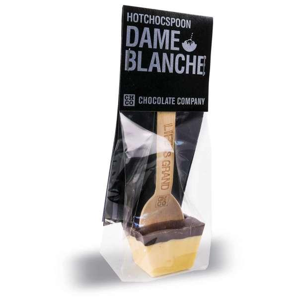 HOTCHOCSPOON Dame Blanche 50 g
