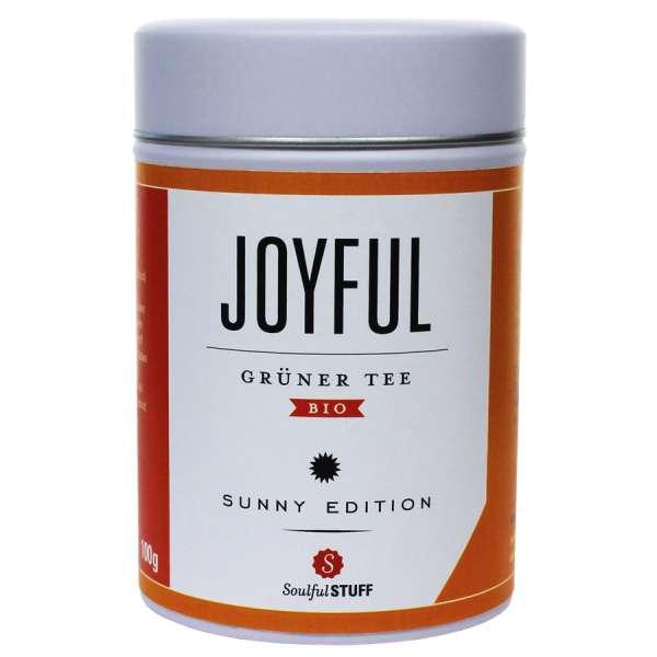 Soulful Stuff JOYFUL Bio Grüntee Dose 100 g